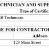 CAL SMACNA Members:  Make Sure Your Company's ICB Certifications Are Recognized