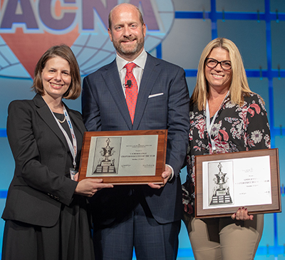 California Chapter Executive Named SMACNA Executive of the Year