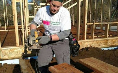 A Woman's Journey from Stay-at-Home Mom to Construction Worker