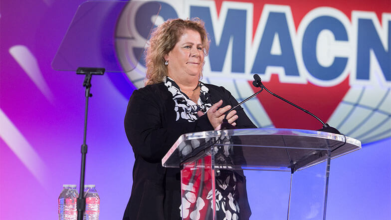 SMACNA Appoints California Contractor Angie Simon as New President 2019-2020