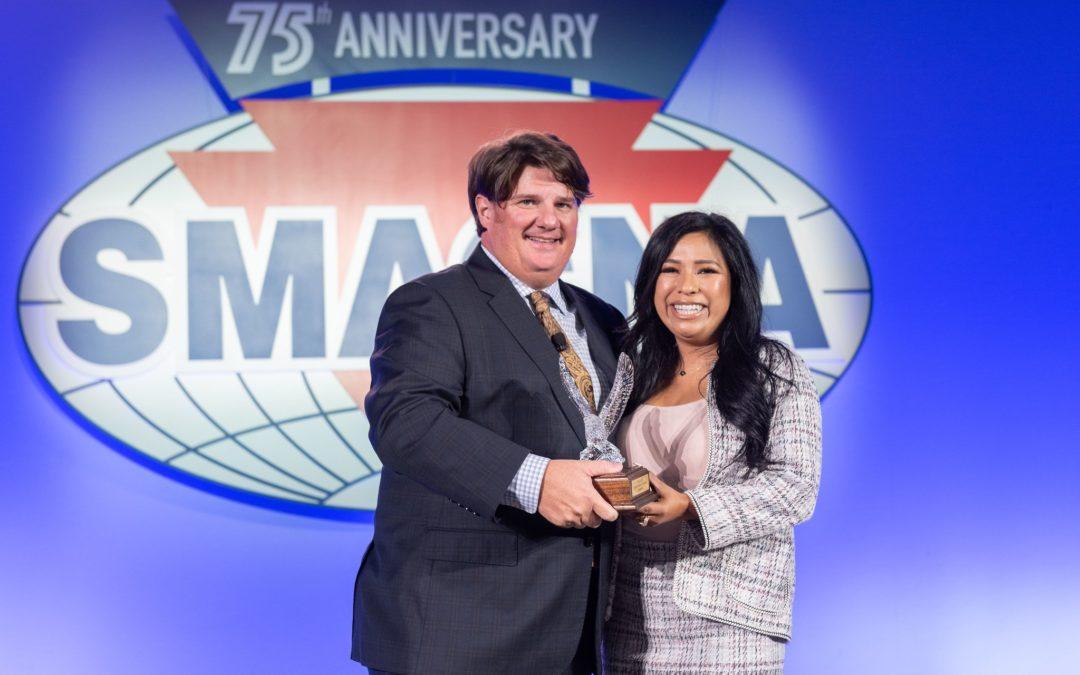 SMACNA Names California Contractor Carmen Koo as 2019 Contractor Legislative Advocate of the Year